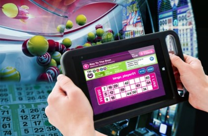 captec news gaming tablet for ebingo app thumb 01 1 420x274 - Gaming & Wagering