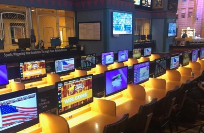 sportsbook cropped 420x274 - Gaming & Wagering